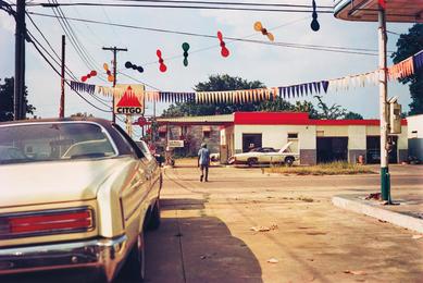 William Eggleston, 'Untitled (Citgo gas pump),' 1976, Phillips: Photographs (November 2016)