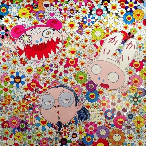 Takashi Murakami, 'KaiKai Kiki and Me–The Shocking Truth Revealed', 2010, Art Works Paris Seoul Gallery