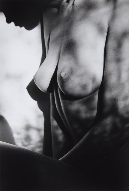 , 'Profile, Paris,' 1989, Bernheimer Fine Art