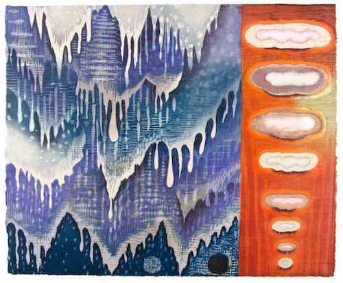 , 'Water and Smoke,' 2011, Atrium Gallery