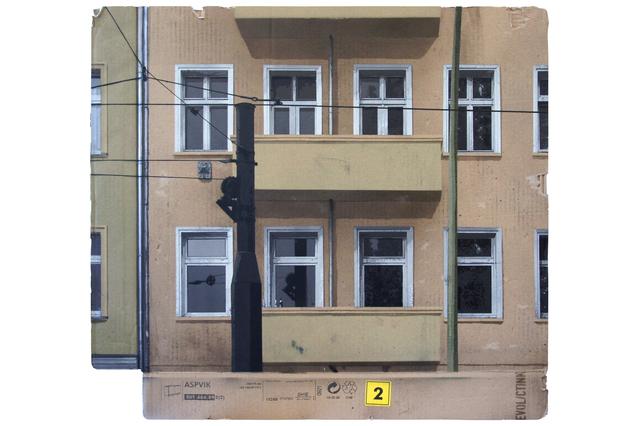 , 'Bier & Jägermeister (HPM, B&J Version #1),' 2012, Jonathan LeVine Projects
