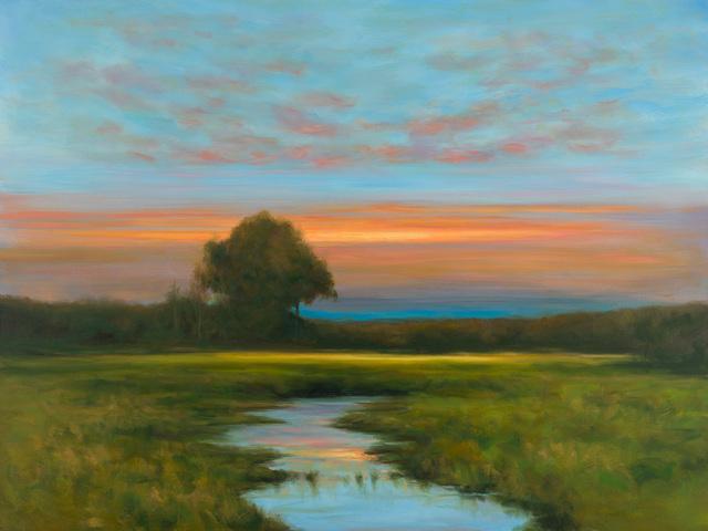 , 'Evening Sky,' , Merritt Gallery