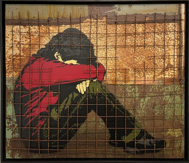 , 'Hiding,' 2018, Urban Spree Galerie
