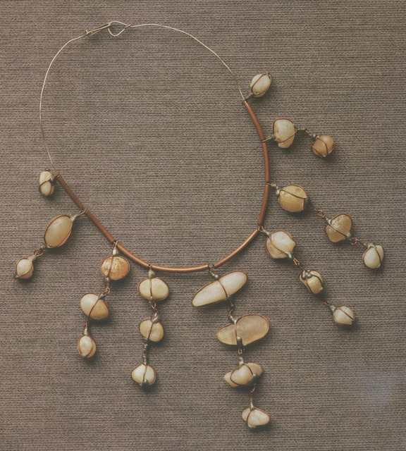 , 'Moonstone Necklace,' 1965, Reform Gallery