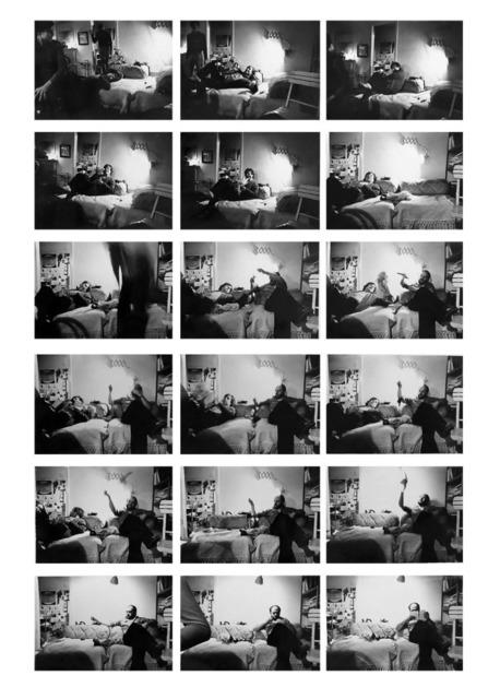 , 'Dienstag, 1. Mai 1979, 22:15-22:32,' 1979, Christine König Galerie