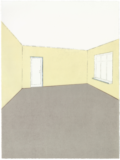 ", '""Untitled 4"" (from the series ""Rooms""),' 2017, Shaltai Editions"