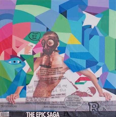 , 'Epic Saga,' 2016, Kreislerart