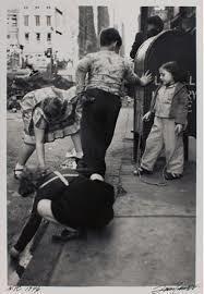 Louis Faurer, 'Four Children', 1947, Elizabeth Houston Gallery