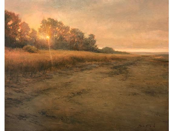 , 'Last Light ,' , Addison Art Gallery