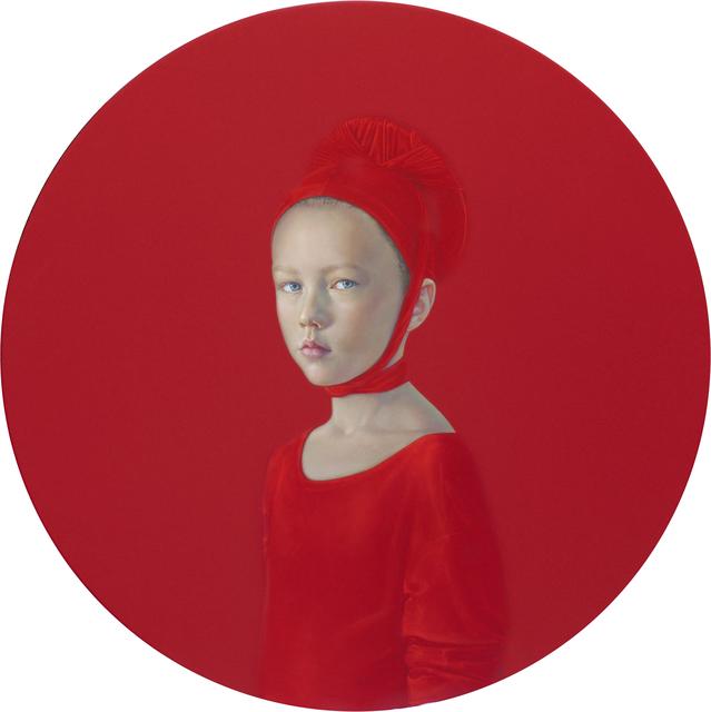 , 'Presente Pluscuamperfecto (Jorge blue eyes),' 2015, Lucia Mendoza