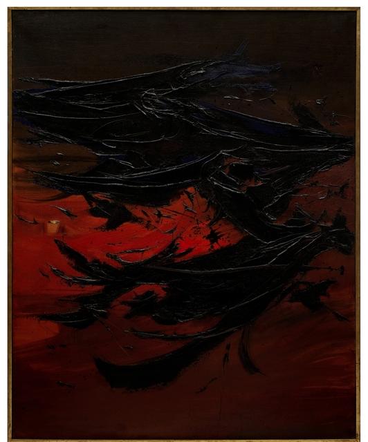 , 'Painting Nº 63,' 1960, Jorge Mara - La Ruche
