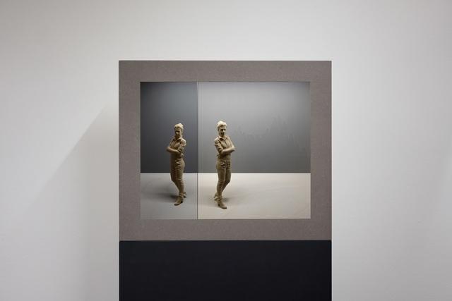 , 'Reflected Moment X,' 2018, Lucia Mendoza