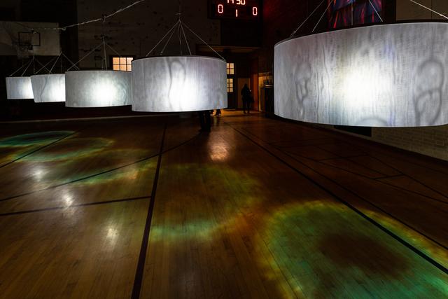 , 'Installation 6: Gymnasium,' 2018, Resource Art