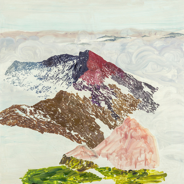 , 'A Mountain 18,' 2015, Aki Gallery
