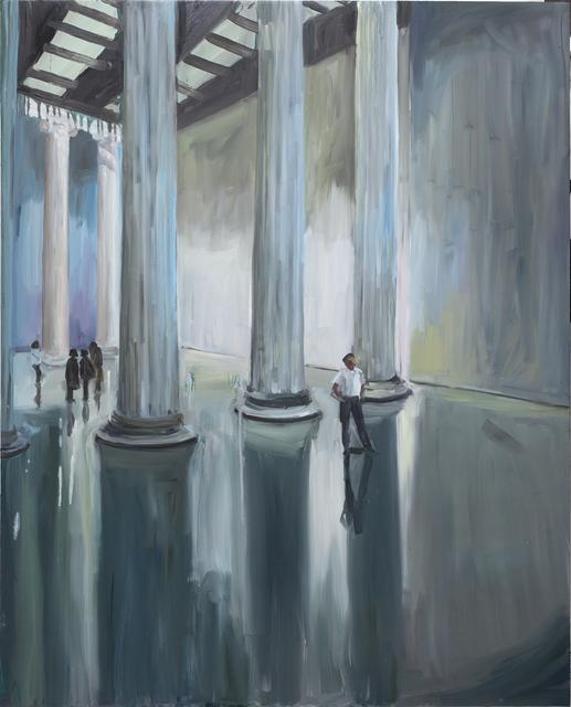 , 'Atrium,' 2015, Galleri Magnus Karlsson