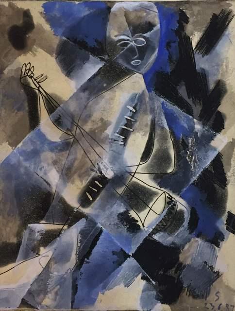 , 'Untitled,' 1987, AkaraArt