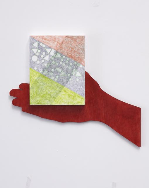 , 'Amazon Hand,' 2017, Tatjana Pieters