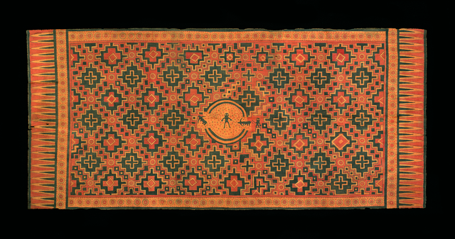 , 'Ceremonial Textile,' Probably first half of 20th century, Fowler Museum at UCLA