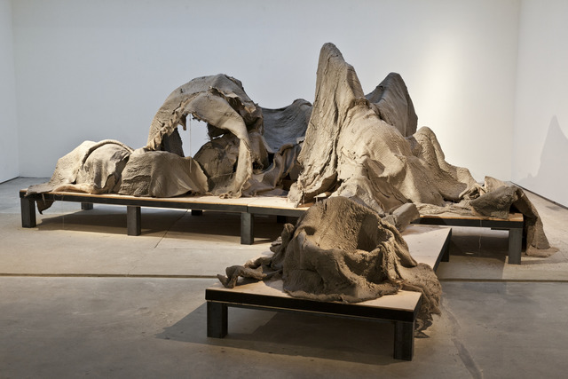 , 'New Skin for an Old Ceremony,' 2011, Saatchi Gallery