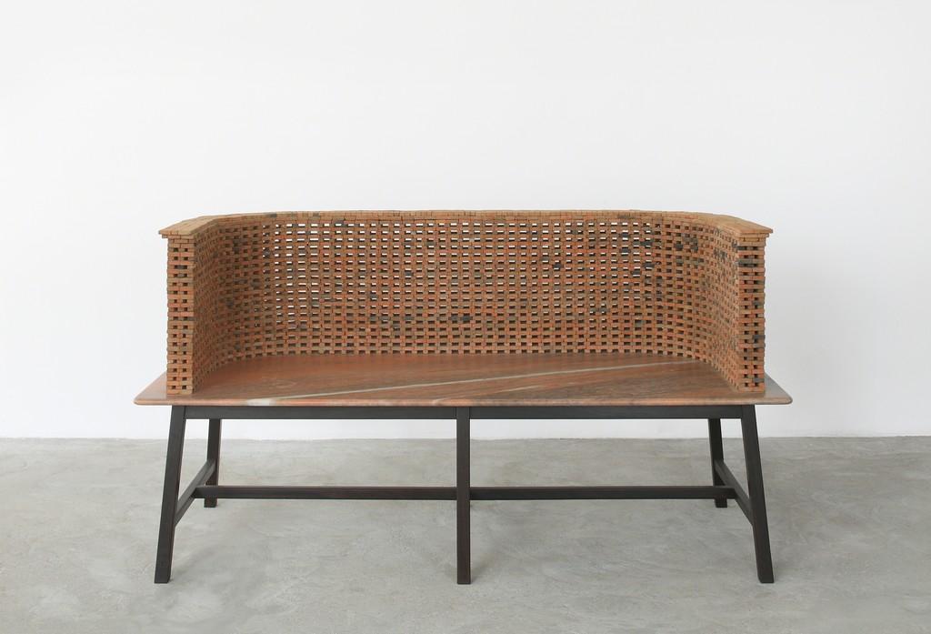 Brick Study II - Bench