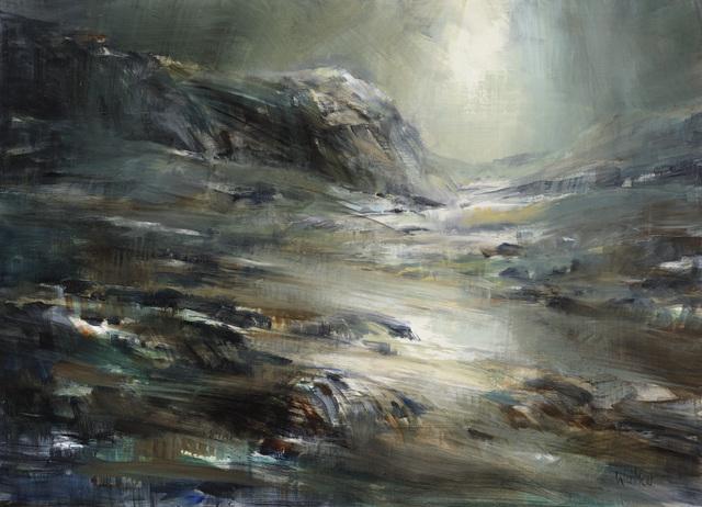 , 'Winter Mountain, Glencoe,' 2017, Thackeray Gallery
