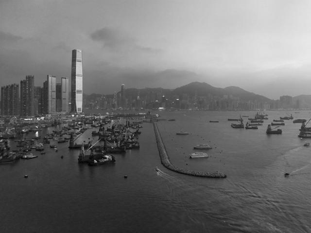 , ' Yaumatei  Typhoon  Shelte, Hong Kong, ,' 2011, Pékin Fine Arts