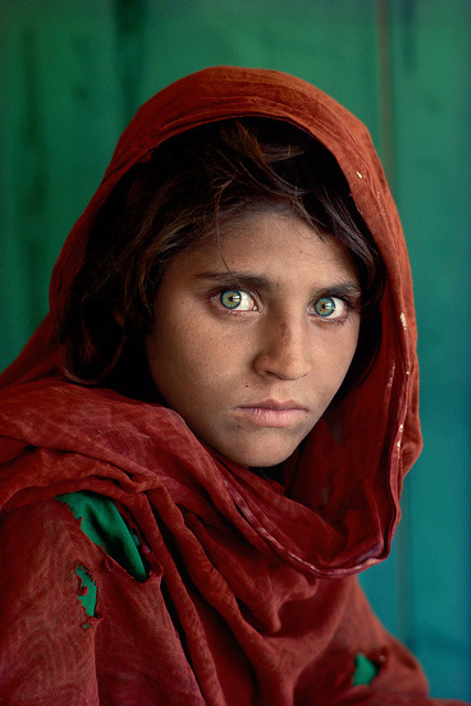 , 'Afghan Girl, Peshawar, Pakistan,' 1984, Cavalier Ebanks Galleries