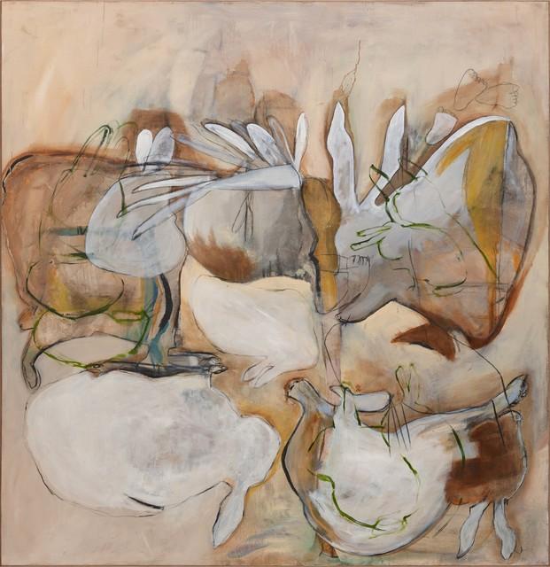 , 'Rabbit Run,' 2017, REDSEA Gallery