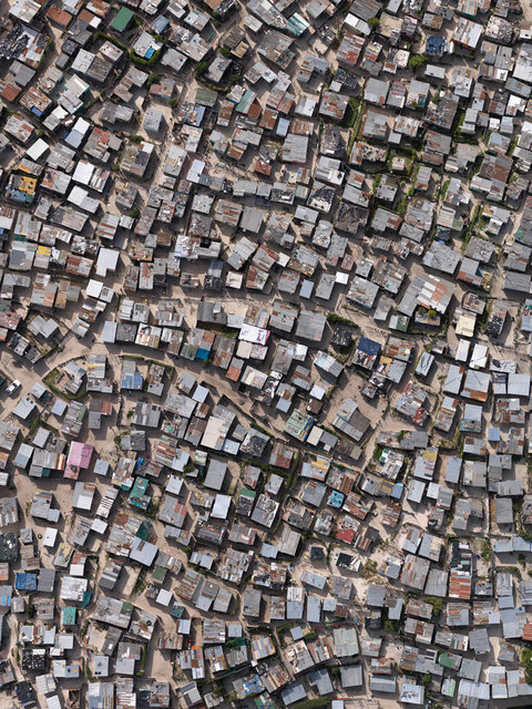 , 'Pink Township, Cape Town, South Africa,' 2008, Opiom Gallery