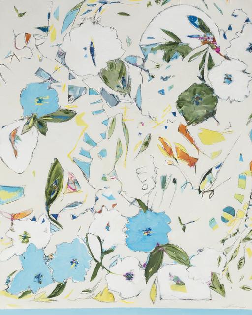 , 'Hydrangea, Blueberries & Sapphire,' , Miller Gallery Charleston
