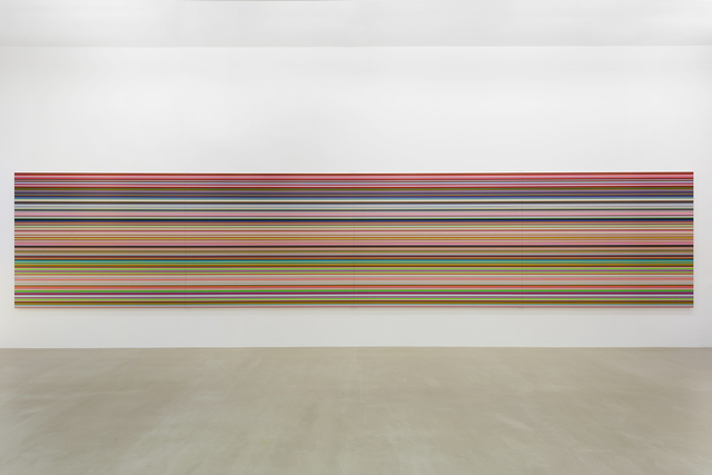 , '930-6 Strip,' 2013, Marian Goodman Gallery