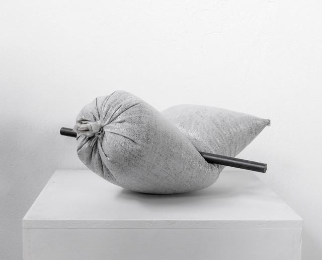 Fabian Bürgy, 'Erdrückende Tatsachen (Oppressive facts)', 2017, Alfa Gallery