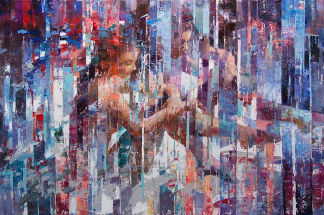 , 'After the Bath - Reflections II,' 2016, Hazelton Fine Art Galleries