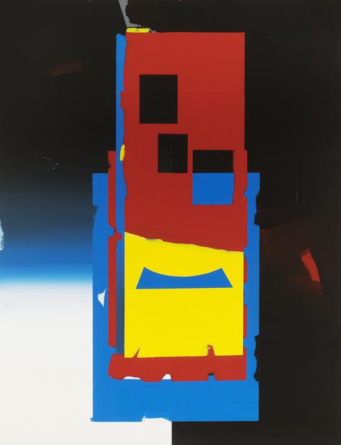 , 'Composition CH,  130x100cm,' 2019, SPZ Gallery