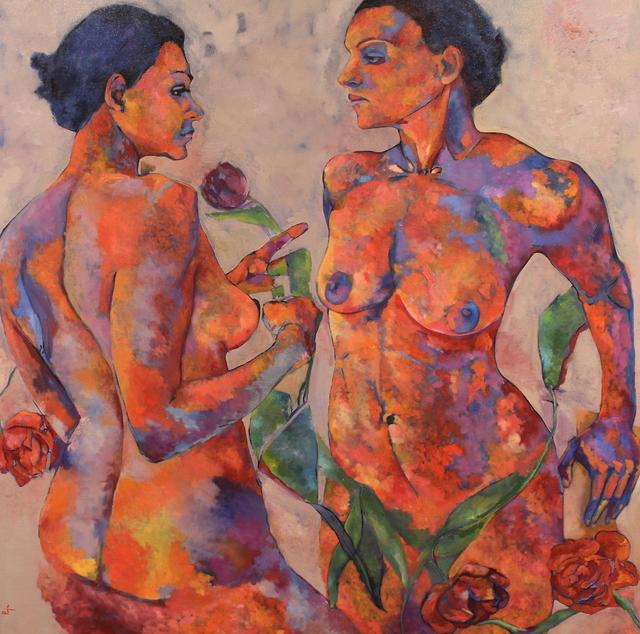Pooja Campbell, 'Garden of Eden', 2019, Miller White Fine Arts