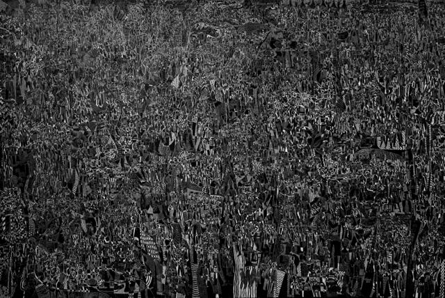 , 'Les nocturiens,' 2016, Magnin-A