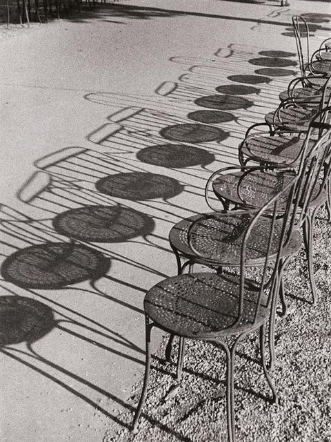 André Kertész, 'Chairs of Paris', 1929/1930-40s, Contemporary Works/Vintage Works