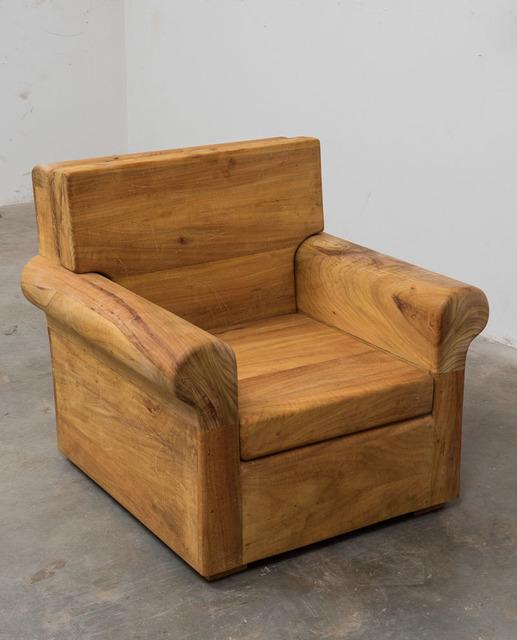 , 'Xadrez Max Marcel (Armchair) ,' 2015, A Gentil Carioca