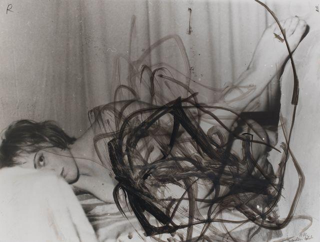 , 'Verdeckter Blick,' 1977, Galerie Elisabeth & Klaus Thoman