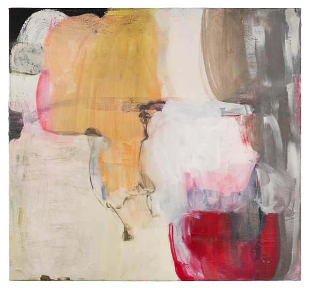 , 'Glimpsed,' 2017, The Painting Center