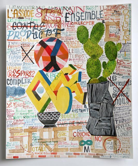 , 'Le Modern Ancien,' 2015, ALICE Gallery