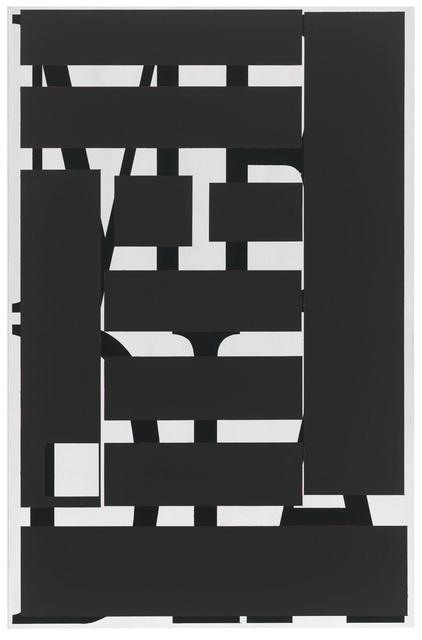 , 'Media I (Review),' 2012, Borzo Gallery