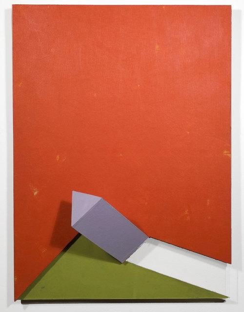 , 'Bleeker,' 2008, Washburn Gallery