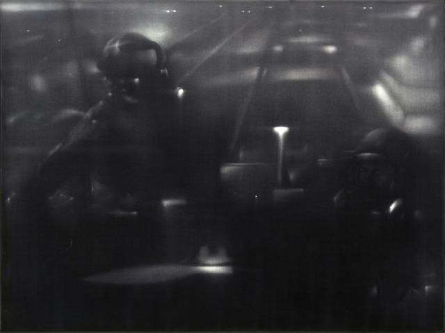 , 'Untitled (Tank),' 1991, Mai 36 Galerie