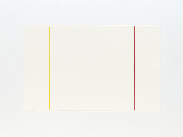 , 'Phi (Yellow,  Red),' 2016, Slewe Gallery