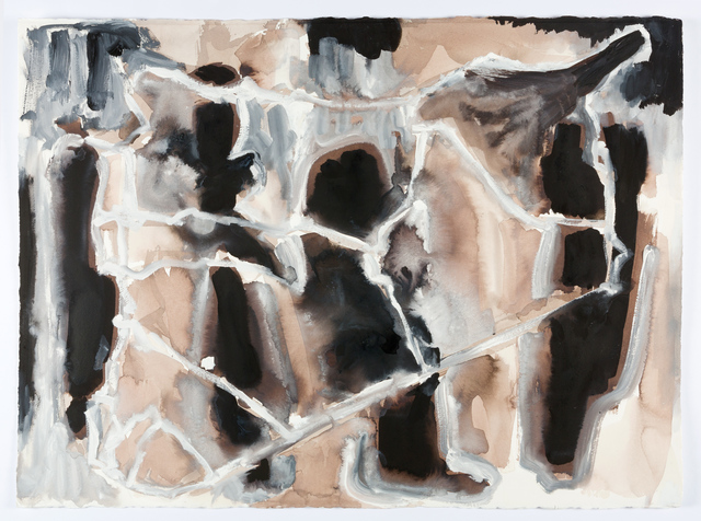 Fiona Hall, 'Cage (Syria map variations)', 2017, Roslyn Oxley9 Gallery