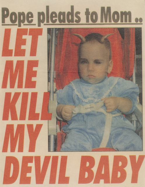 , 'Let me kill my devil baby,' 2000, Niels Borch Jensen Gallery and Editions