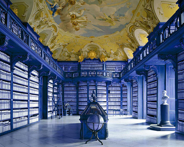 , 'Seitenstetten Library, Austria | World Libraries,' 1994, CHROMA GALLERY