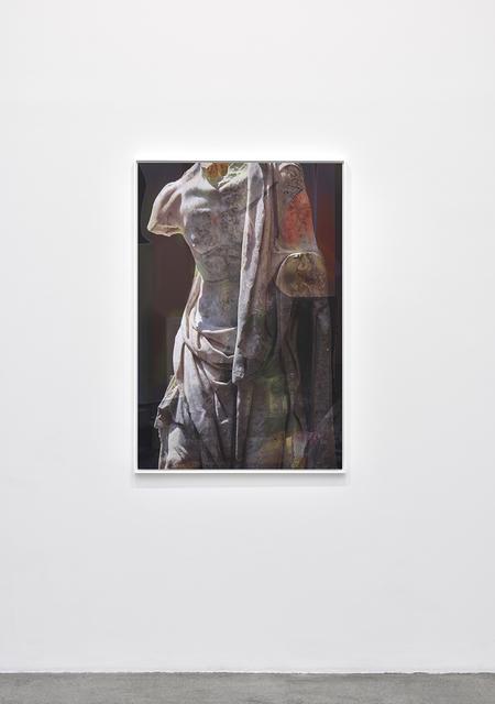 James Welling, 'Old Fisherman', 2018, Marian Goodman Gallery