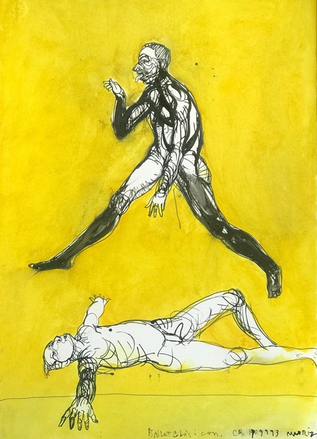 Carlos Quintana, 'Ballet Clasicon', 1993, TOTH GALLERY
